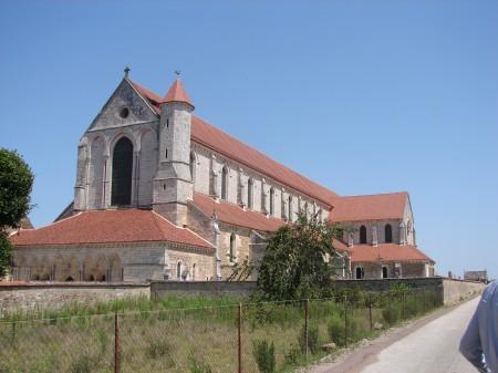 Concert Abbaye de PONTIGNY 2007