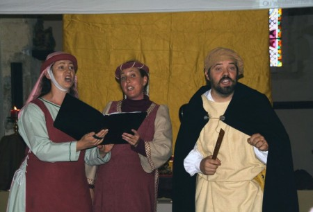 """Académie 2007 : les """"mini-concerts"""""""